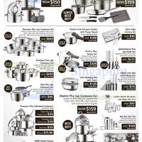 Read more about WMF Kitchenware Offers @ Tangs 5 Dec 2014