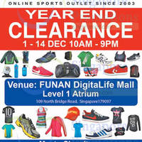 Read more about Taskermania Year-End Clearance Sale @ Funan Digitalife Mall 1 - 14 Dec 2014
