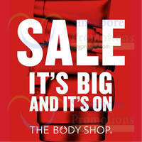 Read more about The Body Shop Post-Christmas Sale 26 Dec 2014
