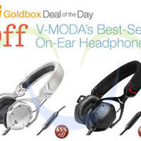 Read more about V-Moda 65% Off Crossfade M-80 Vocal Headphones 24hr Promo 16 - 17 Dec 2014