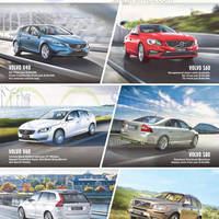 Read more about Volvo V40, S60, V60, S80, XC60 & XC90 Offers 13 Dec 2014