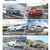 Read more about Volvo V40, S60, V60, S80, XC60 & XC90 Offers 20 - 21 Dec 2014