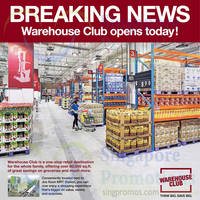 Read more about NTUC NEW 80,000 sq ft Warehouse Club Now Open @ Joo Koon 8 Dec 2014