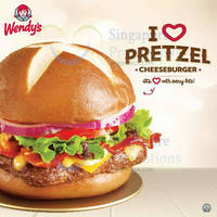 Read more about Wendy's NEW Pretzel Cheeseburger 17 Dec 2014