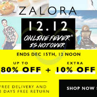 Read more about Zalora 15% OFF Storewide (NO Min Spend) Coupon Code 13 - 15 Dec 2014