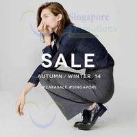 Read more about Zara SALE 26 Dec 2014