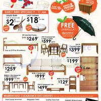 Read more about Scanteak Up To 70% OFF Warehouse SALE 10 - 18 Jan 2015