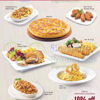 Read more about Pizza Hut 1 For 1 Weekdays Dine-In Promotion 2 - 27 Jan 2015