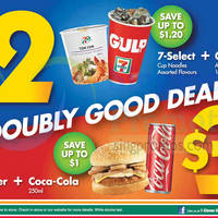 7-Eleven Doubly Good Deals 26 Jan 2015