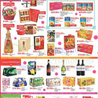 NTUC Fairprice Abalones, Gift Sets & Other CNY Offers 29 Jan - 4 Feb 2015