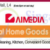 Read more about Aimedia Ideal Home Goods Fair @ Isetan Scotts 16 - 29 Jan 2015