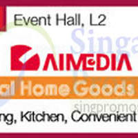 Read more about Aimedia Ideal Home Goods Fair @ Tampines Mall 19 - 28 Jan 2015
