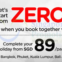 Read more about Air Asia Go Book a Hotel & Get FREE Flights (From $89/pax ) 14 - 18 Jan 2015