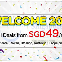 Read more about Air Asia Go From $49/night Hotel Deals 9 - 25 Jan 2015