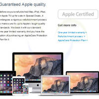 Read more about Apple Store Refurbished iPad (From $348), Macbooks (From $958) & More 22 Jan 2015