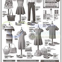 BHG 20% OFF Ladieswear, Lingerie, Menswear, Handbags & Shoes Promo 30 Jan - 1 Feb 2015