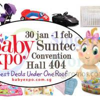 Read more about Baby Expo Fair @ Suntec Convention Centre 30 Jan - 1 Feb 2015