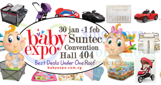 Baby Expo 2 Jan 2015