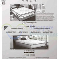 Robinsons Mattresses Offers 23 Jan 2015