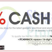 Read more about Best Denki 8% Cash Back For HSBC Cardmembers 14 Jan - 5 Mar 2015