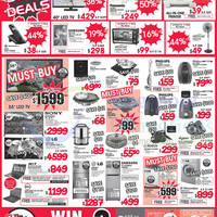 Read more about Best Denki TV, Appliances & Other Electronics Offers 16 - 19 Jan 2015