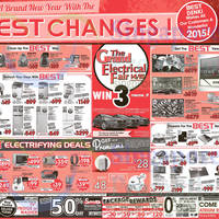 Read more about Best Denki TV, Appliances & Other Electronics Offers 2 - 5 Jan 2015