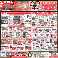 Read more about Best Denki TV, Appliances & Other Electronics Offers 9 - 12 Jan 2015