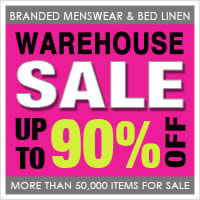 Read more about Biztex John Curtis Menswear & Hallmark Bedlinen Warehouse Sale 30 Jan - 8 Feb 2015