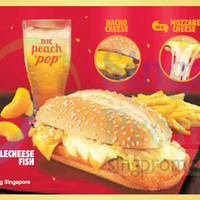 Read more about Burger King NEW Triplecheese Fish / Beef Burger 22 Jan 2015