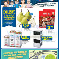Read more about NTUC Fairprice Groceries, Electronics, Weekly Offers & More 1 - 14 Jan 2015