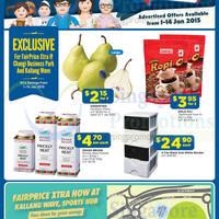 Catalogue Super Saver Prickly Heat Powder Coffee Pears