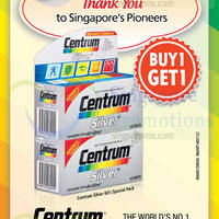 Read more about Centrum Silver Buy 1 Get 1 FREE SG50 Promo 9 Jan 2015