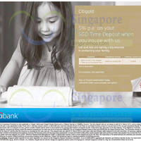 Read more about Citibank Citigold 5% p.a. 3-mth Time Deposit Offer 25 Jan 2015