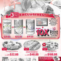 Read more about Cold Storage Abalones & CNY Goodies Offers 23 - 29 Jan 2015