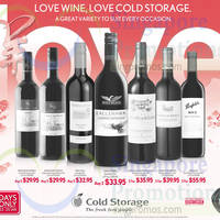 Read more about Cold Storage Wines Offers 23 - 25 Jan 2015
