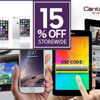 Read more about Control Freak 15% OFF (NO Min Spend) 1-Day Coupon Code 14 Jan 2015