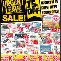 Read more about Courts Up To 75% Off 1-Day Sale Offers 23 Jan 2015