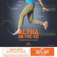 Read more about Dockers 50% Off Alpha On-The-Go Khakis 16 Jan 2015