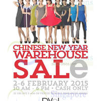 Read more about Dyel CNY Warehouse Sale 2 - 6 Feb 2015