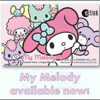 Read more about EZLink My Melody Hello Kitty Card Now Available 14 Jan 2015