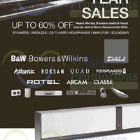 Read more about Eighteen 77 Up To 60% Off Audio Visual Sale 16 - 18 Jan 2015
