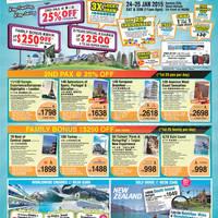 Read more about CTC Travel Anniversary Travel Fair @ Suntec City 24 - 25 Jan 2015