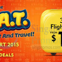 Read more about Expedia From $135 3D2N Flights + Hotels Promo 8 - 25 Jan 2015