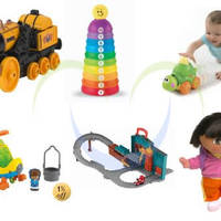 Fisher-Price Toys Buy Two & Get 30% Off 30 Jan - 10 Feb 2015