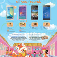 M1 Smartphones, Tablets & Home/Mobile Broadband Offers 31 Jan - 6 Feb 2015