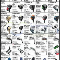 Read more about Golf Direct New Year Super Sale Offers 9 - 22 Jan 2015