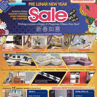 Read more about Gracious Homes 2015 @ Singapore Expo 17 - 25 Jan 2015