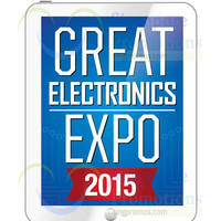 Read more about Great Electronics Expo @ Singapore Expo 16 - 18 Jan 2015