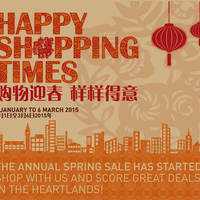 Read more about HDB Heartland Malls Annual Spring Sale Coupons 1 Jan - 6 Mar 2015