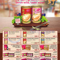 Read more about Happy Family Abalone Offers @ Sheng Siong 14 Jan 2015